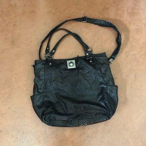 Black Large Bag KENNETH COLE
